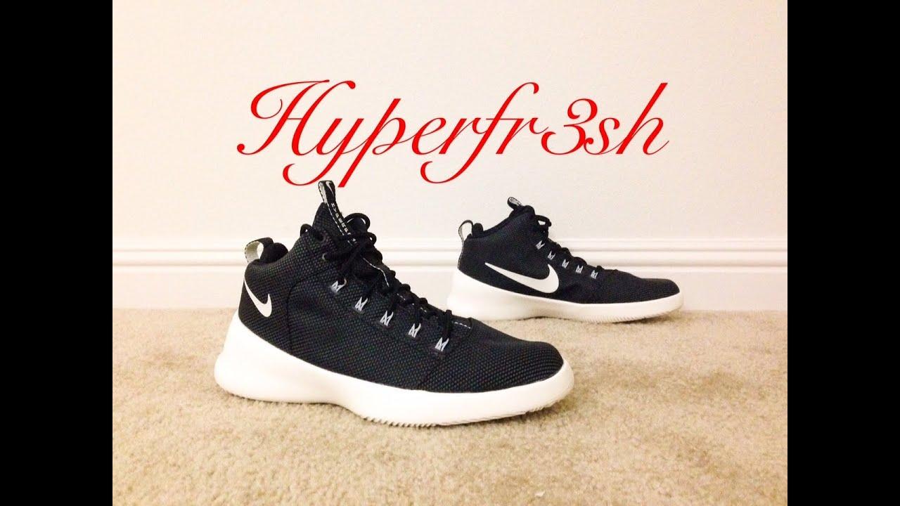 separation shoes 9bb15 e91e5 Nike Hyperfr3sh Review