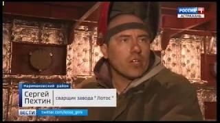 В Астрахани завершают строительство уникальных судов
