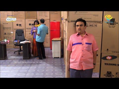 Download Jetha Catches Bagha & Bawri In Gada Electronics! | Taarak Mehta Ka Ooltah Chashmah | तारक मेहता
