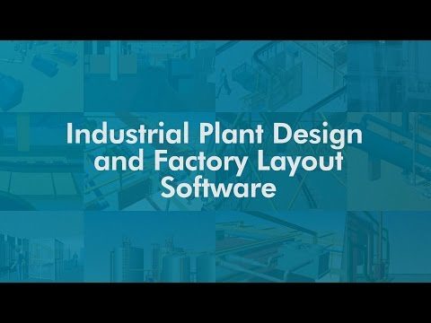 3D Plant Design & 2D/3D Factory Design Software - MPDS4