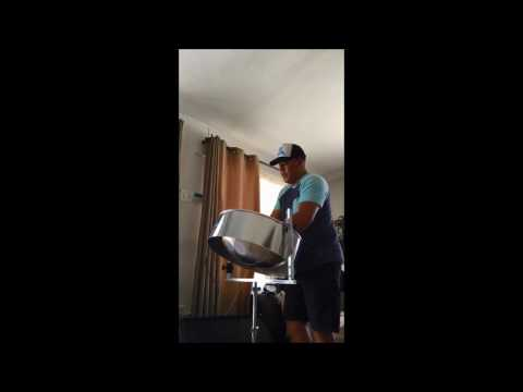 DESPACITO Luis Fonsi ft Daddy Yankee - STEELPAN cover by Jeremy Lampe