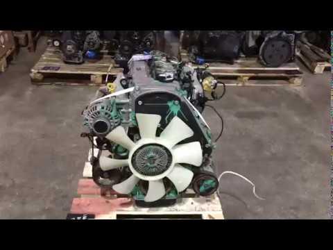 Двигатель D4CB Hyundai Porter / Kia Bongo 2.5 CRDI