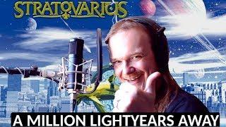 Stratovarius - A Million Lightyears Away - full cover by Andi Kravljaca