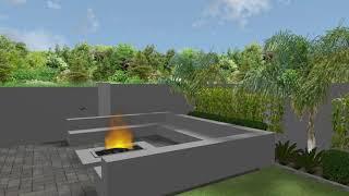Michael Westcott landscape design video