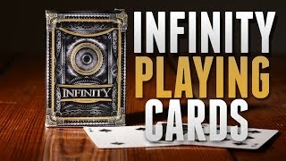 Deck Review - The Infinity Series Playing Cards USPCC Printed