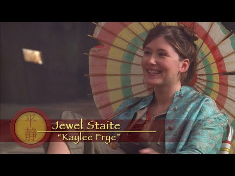 Firefly Online: The Cast Returns - Jewel Staite as Kaylee Frye