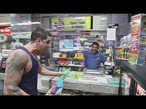 Dizaster vs. Indian Clerk!! (MUST WATCH)