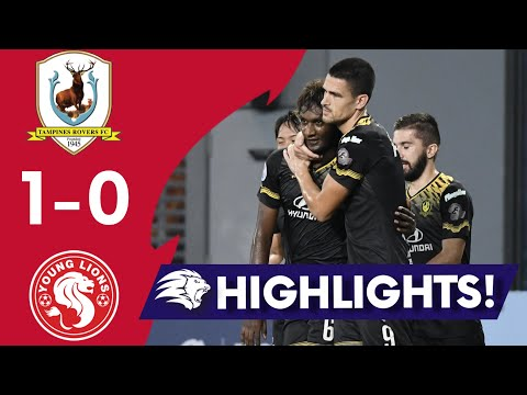 Tampines Young Lions Goals And Highlights