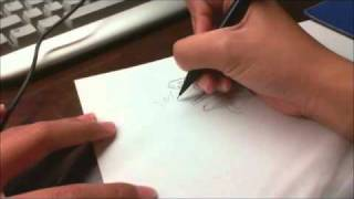 How to Draw Danny Phantom - blasting ecto rays