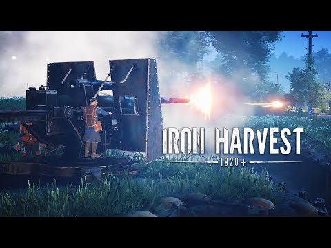Iron Harvest – Official Skirmish Gameplay Trailer