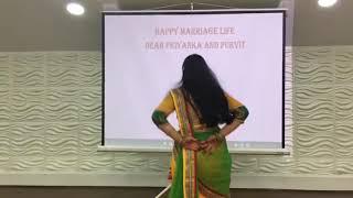 Mehandi Rachan Laagi dance