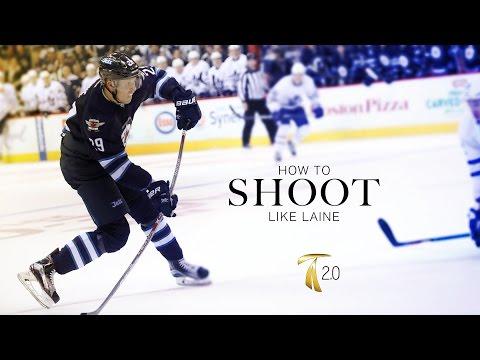 How to Shoot Like Patrik Laine