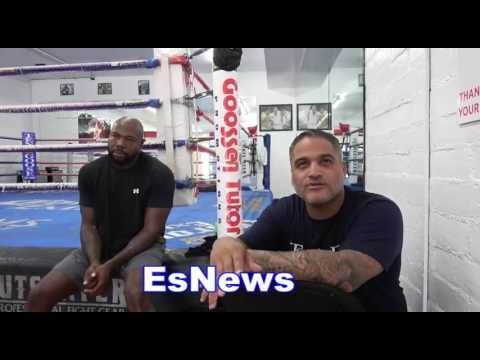 Top Hollywood Director Antoine Fuqua Training Day On Mayweather vs McGregor Es Boxing