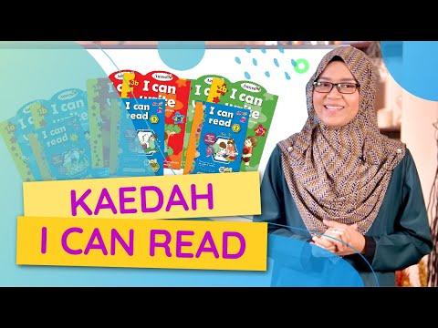 Kaedah Berkesan Membaca Bahasa Inggeris  -  I Can Read