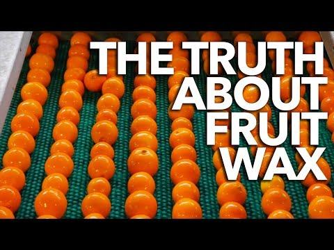 The TRUTH About Fruit Wax