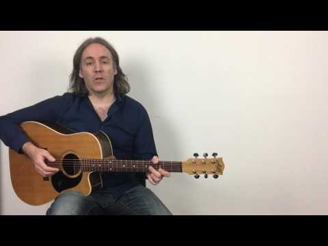 Simple Fingerpicking Blues Trick For Your Guitar Playing