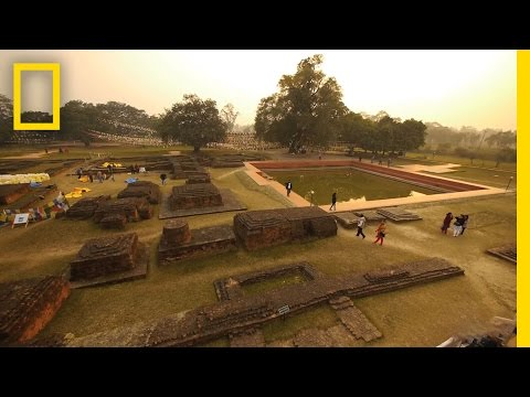 Discovery: Buddha's Birth Earlier Than Thought | National Geographic