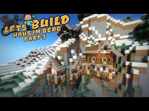 Haus Im Berg | Minecraft Tutorial | Part 3