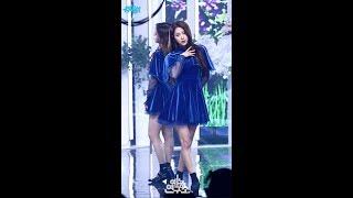 [예능연구소 직캠] 오마이걸 비밀정원 지호 Focused @쇼!음악중심_20180113 Secret Garden OH MY GIRL JIHO