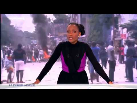 RDC NEWS 21-01-2017,  Journée meurtrière en RDCongo  Kinshasa Goma Kisangani Lubu