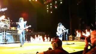 KISS - FIREHOUSE - BONE BASH XIII 2012 SLEEP TRAIN PAVILION CONCORD CALIFORNIA 00011