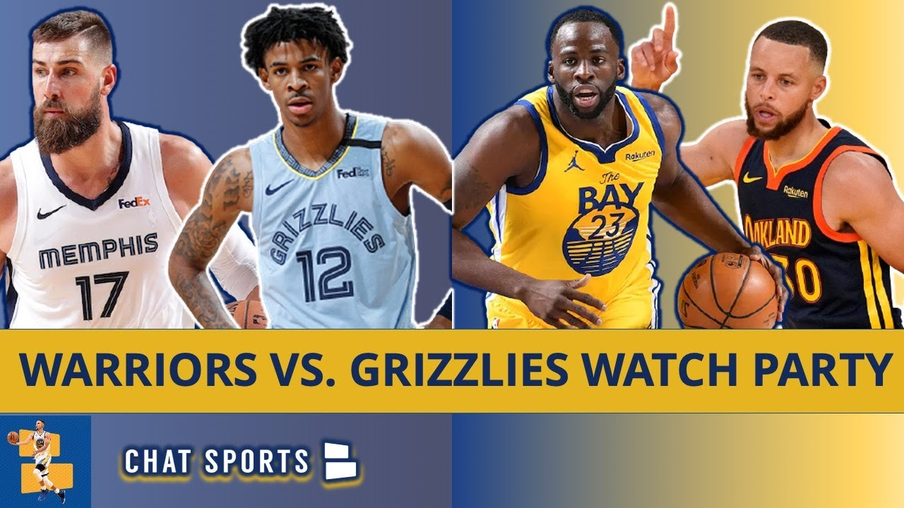 Grizzlies vs. Warriors score: Live play-in game updates as Golden ...
