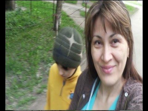 День детей, насос, о переезде, сын помогает/мешает записывать видео)))