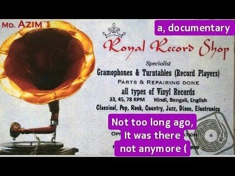 Royal Record Shop - Free School St.Kolkata, India