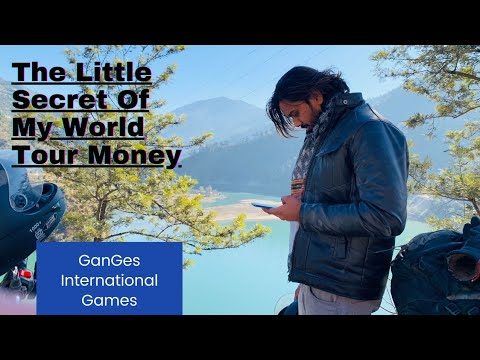 Secret Of My World Tour Money | Ganges Nation International App | Without Investment Earn Money