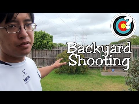 Archery | Can I Shoot In My Backyard?
