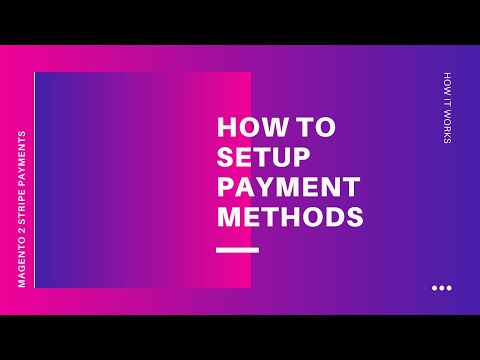 How to set up different payment method (By card or by Alipay) in MAGENTO 2 STRIPE PAYMENT PRO