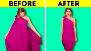 35 STYLING HACKS THAT WILL MAKE YOU LOOK AMAZING