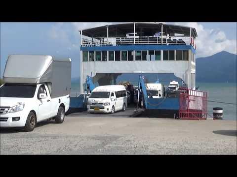 วิธีเดินทางไปเกาะช้าง!! เดินทางด้วยรถ และ เรือ ! Go To Kohchang