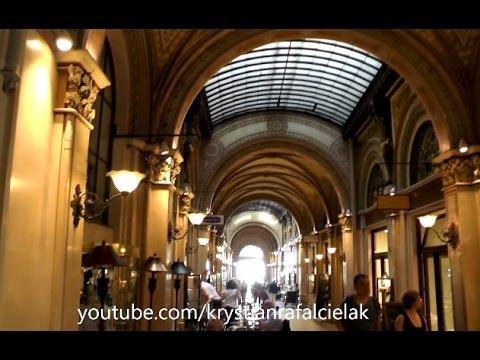 Palais Ferstel Passage Wien Vienna Austria -  Vienna Old Shopping Center Tourist Attraction