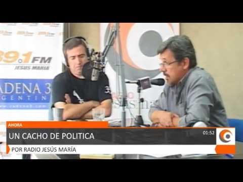 Rafael Di Marco en Radio Jesús María