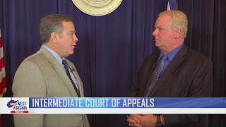Sen. Romano Speaks Against Court of Appeals & Supports Legal Recreational Cannabis