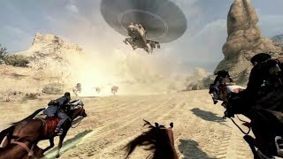 Amazing Mission in Afghan Desert ! From Cool FPS Game on PC Call of Duty Black Ops 2