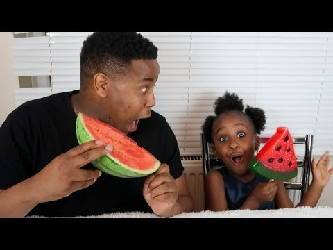 REAL FOOD VS GUMMY FOOD CHALLENGE