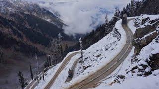 lowari pass Pakistan most dangerous road #3