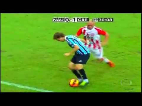 Today on YouTube: Defender gets nutmegged three times and then upends his tormentor