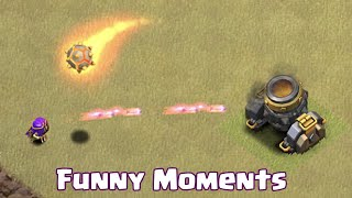 Clash of Clans Funny Moments Montage | COC Glitches, Fails, Wins, and Troll Compilation #37