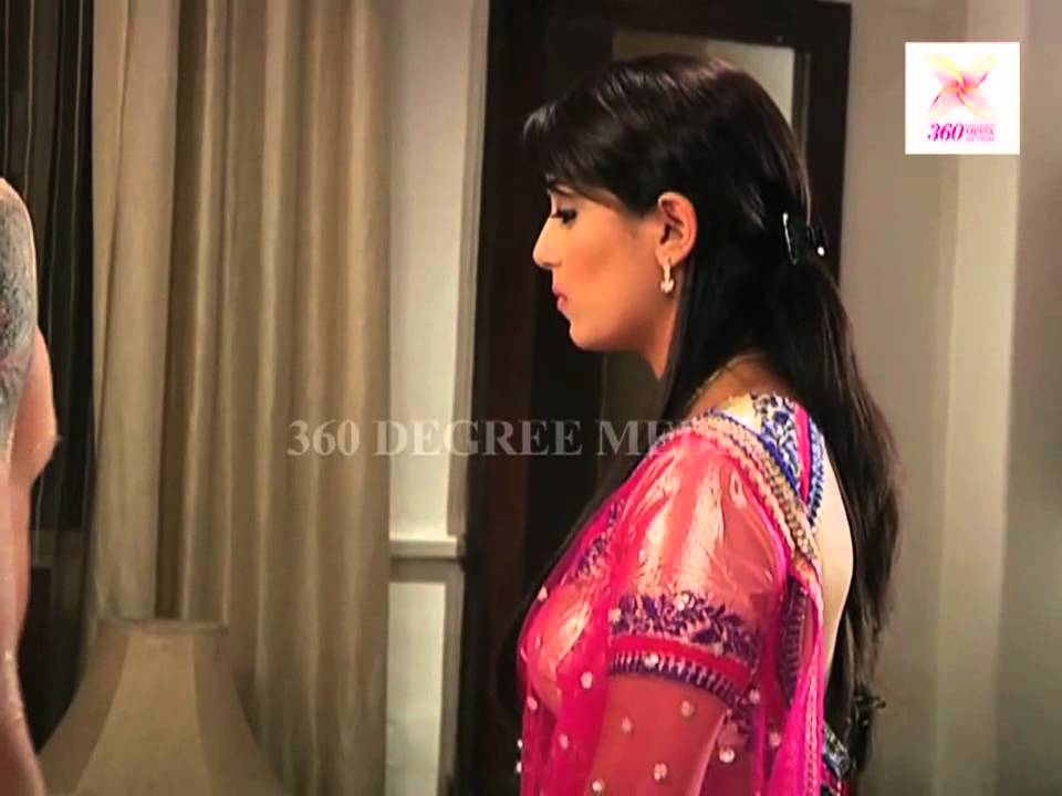 Punar Vivah on location - Vikrant(Eijaz Khan) & Sarita ...