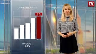InstaForex tv news: USD rally stops on news from US (13.07.2018)