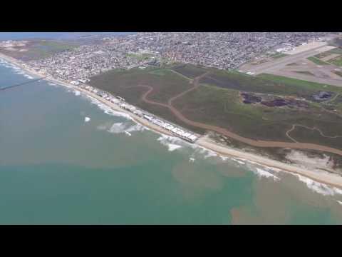 Tijuana River Raw Sewage Spillage