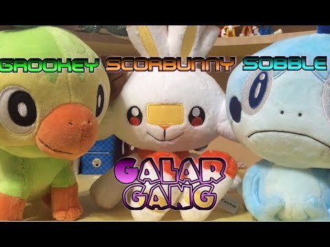 scorbunny,-sobble,-and-grookey-plush-review-|-my-crippling-bank-account