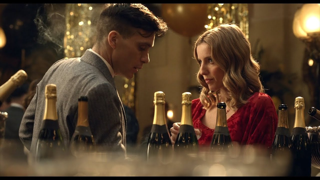 Download Tommy and Grace at the dance   S01E03   Peaky Blinders.
