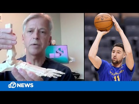 How long will Klay Thompson be out? Former Warriors surgeon explains impact of torn Achilles