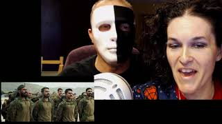 URI - The Surgical Strike | The Real Official Trailer | Vicky Kaushal | American Reaction