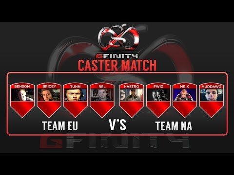 G2: Caster's Match - UK vs NA (Including Forfit For Losers)