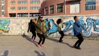 PSquare - Bank Alert |Choreography | China | by Reload Dance Crew